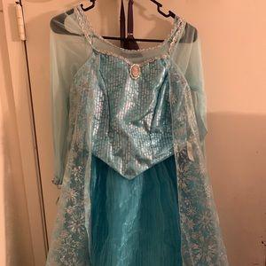 Girls frozen dress new